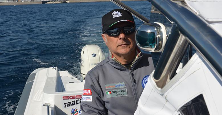 Sergio Davì Ocean Rib Experience